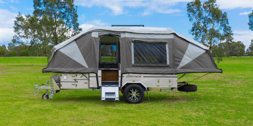 5 Tips That Make Camper Trailer Setup Easy