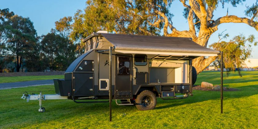 5 Reasons Why a Hybrid Camper Could be an Option for You