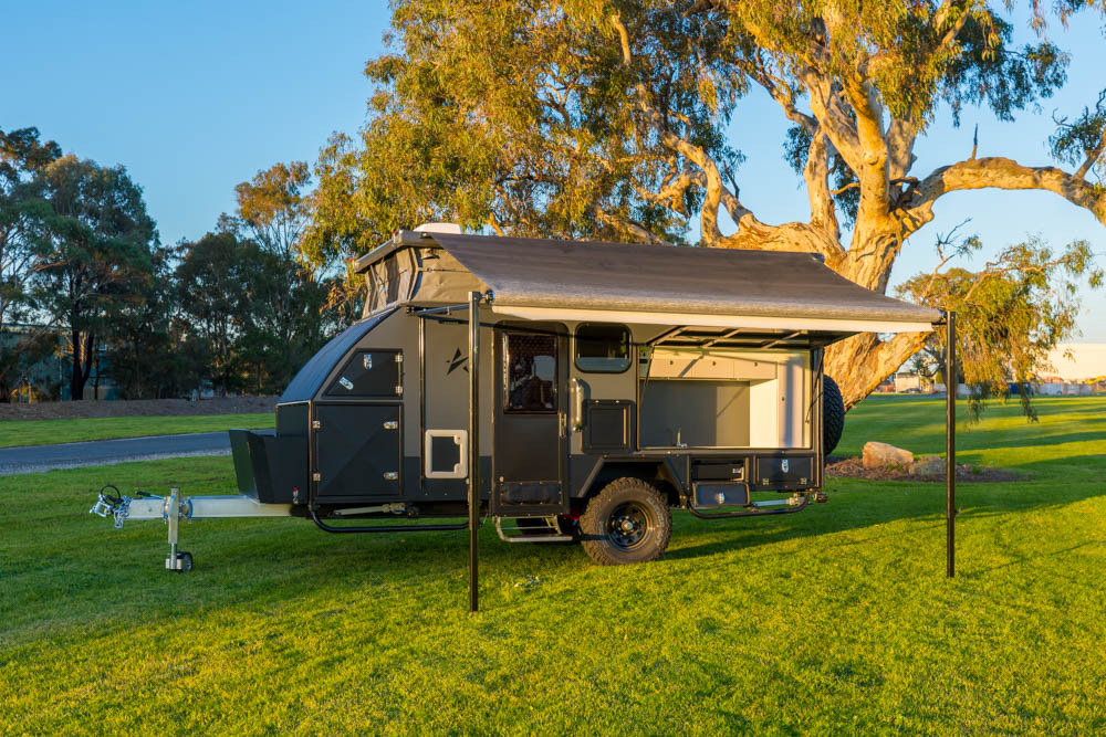 5 Reasons Why a Hybrid Camper Should be an Option for You