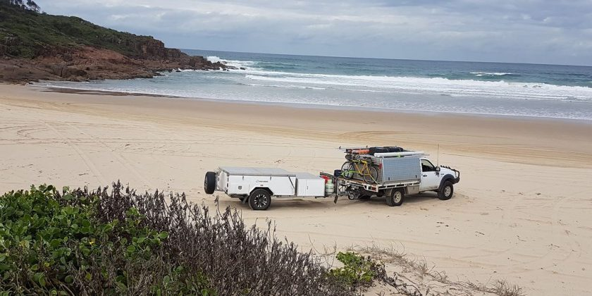 Why You Need an Off Road Camper Trailer in Australia