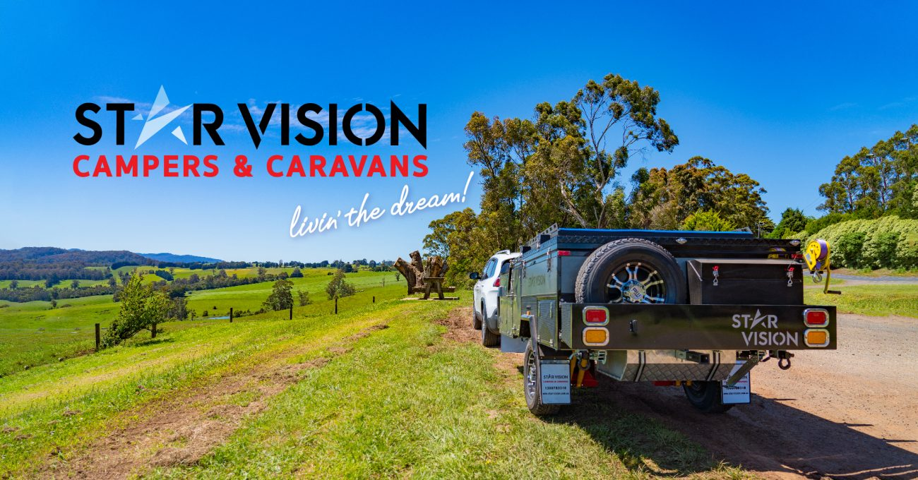 Star Vision Campers Cover