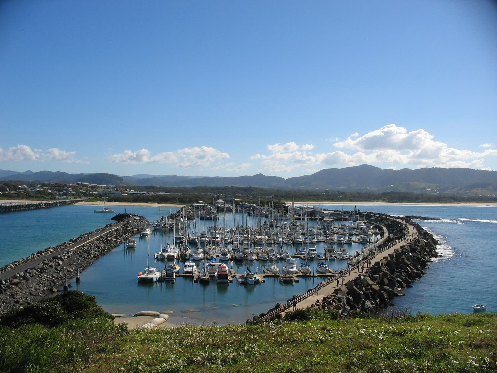 Marina, Coffs Harbour